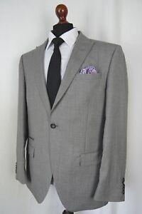 Herrenmode Kleidung & Accessoires Ehrlichkeit Men's Alexandre Savile Row Slim Fit Suit 36s W32 L29 Aa431 Mit Einem LangjäHrigen Ruf