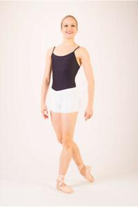 Short De Danse Ou Gymnastique, Femme, Wear Moi Gipsy, Blanc En M (38-40)
