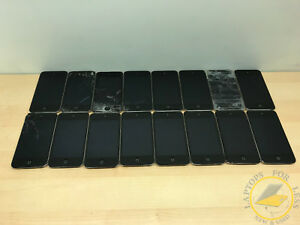 **Wholesale Lot of 16** Apple iPod A1367 16GB - *AS IS* CONDITION