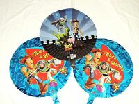 Toy Story 2- 3-mylar/foil Balloon 18 Party Supplies -unpackaged