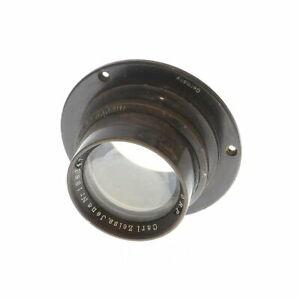 Vintage-Carl-Zeiss-Jena-18cm-f-4-5-Tessar-D-R-P-Barrel-Lens-UG