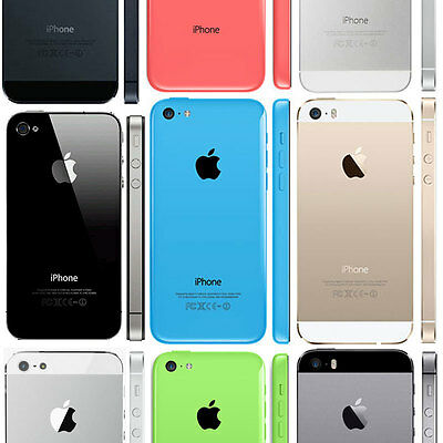 Apple iPhone 5S 5C 5 4S Unlocked International GSM & CDMA Smartphone  8/16/32/64G | eBay