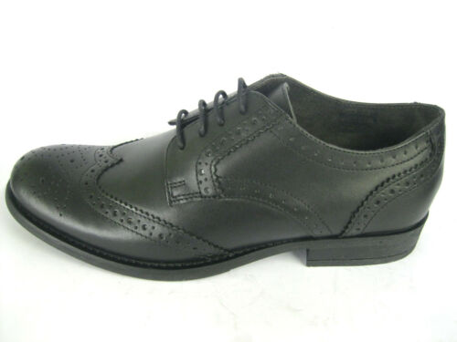 kett 38b Mens London Oak Mto Waxy Black Veterschoen Base 8qaww
