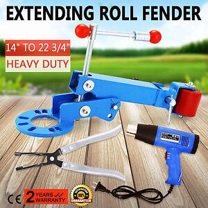 ESTENSIONE-FENDER-ROLLING-1500W-HEAT-GUN-ROLL-AUTO-Fender-Roller