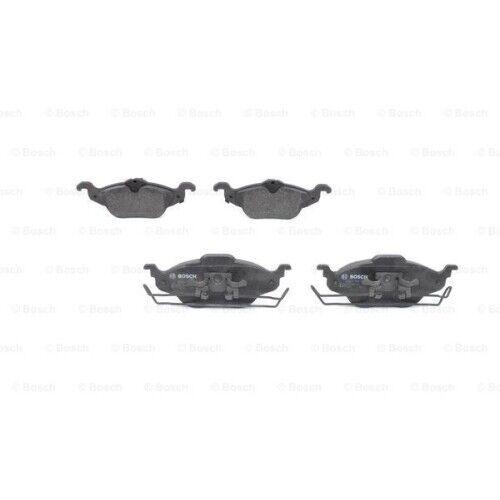 1 Bremsbelagsatz Scheibenbremse BOSCH 0 986 424 456 passend für OPEL SAAB