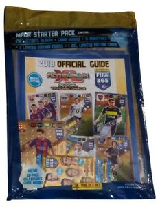 FIFA-365-2018-Adrenalyn-Nordic-Starter-Pack-Limited-Cards-Panini