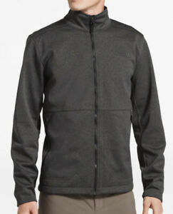 NWT The North Face Apex Canyonwall Full-Zip Jacket Men's  TNF Dk Grey Heather M
