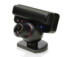 Sony PS3 Playstation USB Move Motion Eye Camera Microphone Zoom Lens Gaming