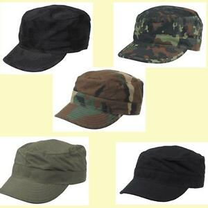 Boys' Accessories New Fashion Geschlossene Us Army Feldmütze Robust Strapazierfähig Ripstop-gewebe Mütze Cap Beneficial To The Sperm