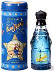VERSACE BLUE JEANS MAN EAU DE TOILETTE HOMME 75ml VAPORISATEUR NEUF SOUS BLISTER