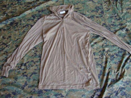 USMC Army Military Surplus Cold Weather LWCWUS Undershirt Shirt Base Layer SMALL