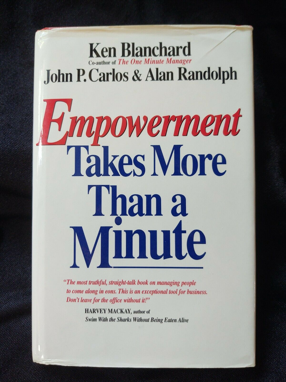 Empowerment Takes More Than a Minute 1