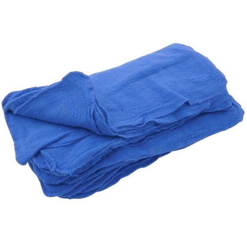 PREMIUM QUALITY 2500 PCS NEW BLUE SHOP TOWEL
