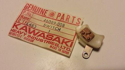 NOS OEM Kawasaki F6 F7 G4 TR G5 KV100 Left Control Switch Cap Plug 46089-009