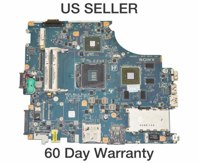 Sony VAIO VPC-F M932 MBX-235 Intel Laptop Motherboard s989 A1796418B