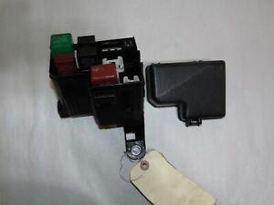 98-01 Lexus Gs300 OEM AC A/C cooling fan fuse box w/ relays & fuses | eBayeBay