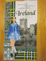 Heraldic Ireland Tea Towel From Elgate Uk 100% Cotton
