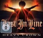 Heavy Crown 8024391072141 by Last in Line CD With DVD