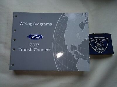 2017 FORD TRANSIT CONNECT WIRING DIAGRAM SERVICE MANUAL | eBay