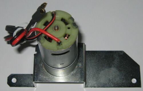 Mounting Bracket 25 RPM Gearhead 6 V DC Motor w// Reciprocating Arm Link
