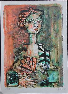 AIZPIRI-Paul-Livre-numerote-et-lithographie-signee-numerotee-1963-Cogniat