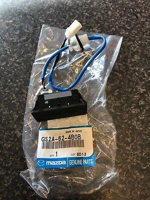 Mazda 6 Break GH 57-62 Boot Switch Brand New Genuine part GS2A624B0B