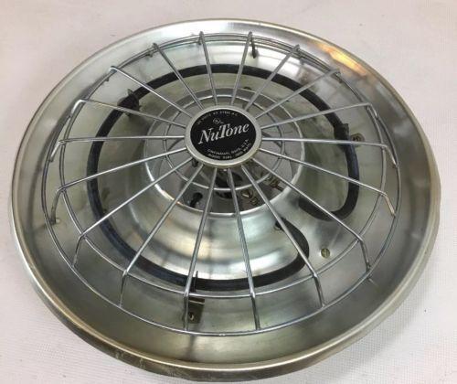 Buy NuTone Radiant Ceiling Bathroom Heater 9285 Silver ...