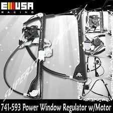 Front Passenger Power Window Regulator for 02-07 Buick Pendezvous 741-593