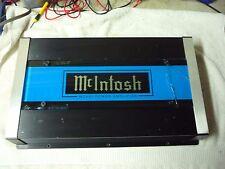 MCINTOSH MC440 400WRMS+ 6CH SQ AMP, RECAPPED + FANS, VGC, USA!!!