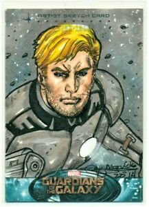 2014-GUARDIANS-OF-THE-GALAXY-UNKNOWN-ARTIST-STAR-LORD-SKETCH-CARD-1-1