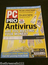 PC PRO #211 - ANTIVIRUS - MAY 2012