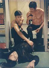 ALAIN DELON CHARLES BRONSON  ADIEU L'AMI 1968 VINTAGE PHOTO ORIGINAL N°8