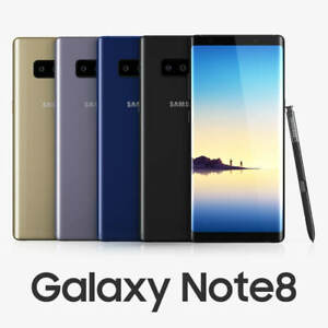 Samsung-Galaxy-Note-8-64GB-Smartphone-Verizon-T-Mobile-AT-amp-T-GSM-Unlocked