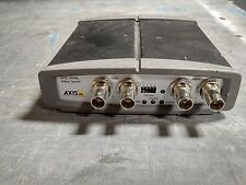 Axis 241Q 4-Channel Video Server CCTV IP Network Encoder - Free Shipping