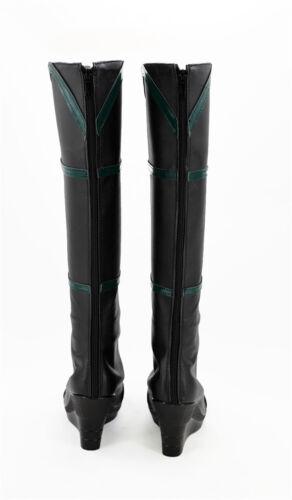 Thor Ragnarök Hela Cosplay Costume Kostüme Schuhe Shoe Stiefel boot Neu New
