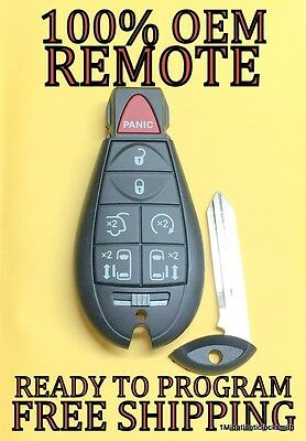 New W// OEM Electronics Fobik Remote Town /& Country Caravan 5 FOR M3N5WY783X ONLY