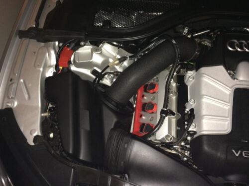 INJEN SP SHORT RAM AIR INTAKE 12-16 AUDI A7 /& A6 3.0L TFSI WRINKLE BLACK 6HP