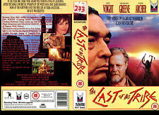 The Last Of The Tribe - Jon Voight - Used Video Sleeve/Cover #16689