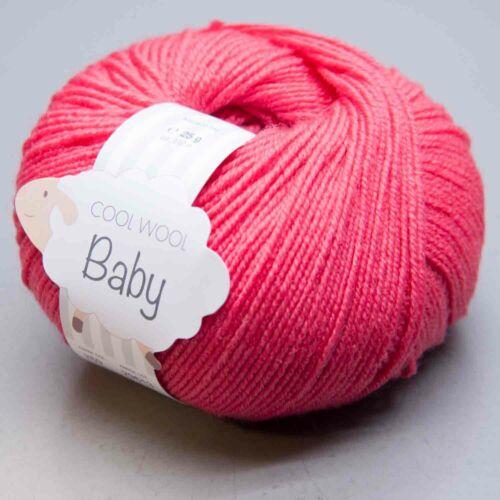 Nadelstärke 2,5-3 LL110m//25g Lana Grossa Cool Wool Baby 269