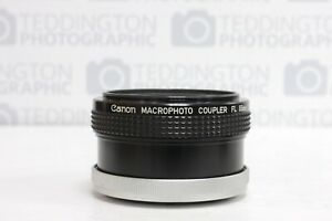Canon-Macro-Photo-Coupler-FL-55mm-Reverse-Mount-Helicoid-Adapter