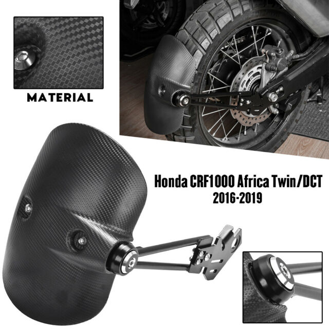 Acerbis Rear Fender Black for Honda CRF150R 2007-2009
