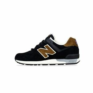 Mens-New-Balance-576-Real-Ale-Pack-Black-Brown-White-Grey-M576AKT
