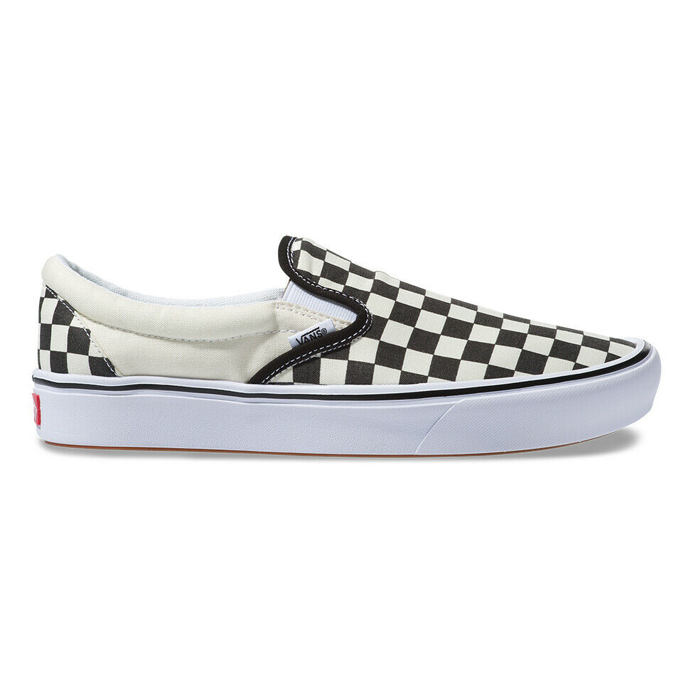 New Womens VANS VANS VANS COMFY CUSH Checkerboard SLIP ON VN0A3WMDVO US W 5.5 - 10.5 TAKSE 8aafad