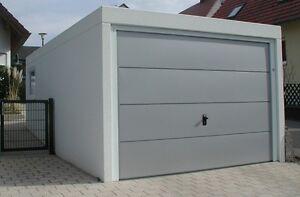 beton fertiggarage ebay. Black Bedroom Furniture Sets. Home Design Ideas