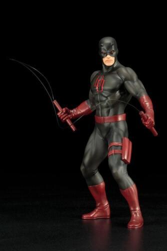Marvel/'s The Defenders ARTFX PVC Statue 1//10 Daredevil Black Suit Kotobukiya
