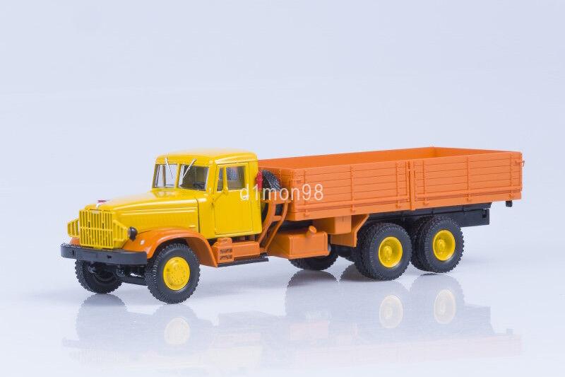 Exportación de camión KrAZ 219 B tablero versión 1966 1 43 Nash Avtoprom H7680