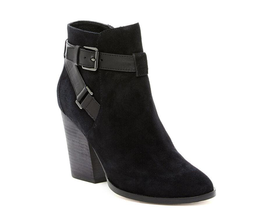 New Cole Haan Minna Damens Leder Booties Größe 9.5 (MSRP 298)