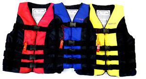 Swimwear & Safety Tireless X-large 50n Buoyancy Aid High Impact Vest Kayak Canoeing Watersport Life Jacket Meticulous Dyeing Processes
