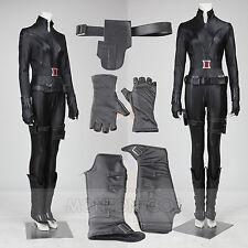 The Avengers 1 Cosplay Black Widow Natasha Romanoff Cosplay Costume Full Set