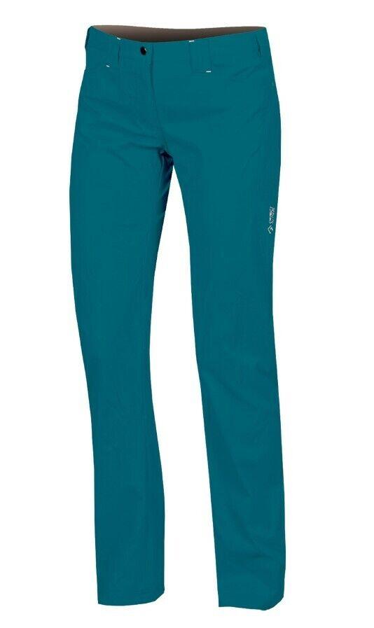 Direct Alpine Cortina Pant Elastic Outdoor Trousers for Ladies Petrol